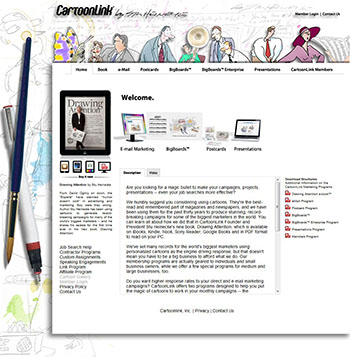 Cartoonlink Marketing programs
