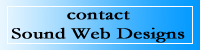 Contact Sound Web Designs